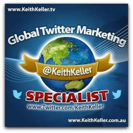 Keith Keller - Twitter Logo