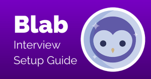 HOW TO USE BLAB