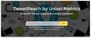 THE TOP TWITTER TOOLS EXPLAINED - TWEET REACH