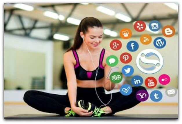 SOCIAL MEDIA CAN BE GOOD FOR YOU