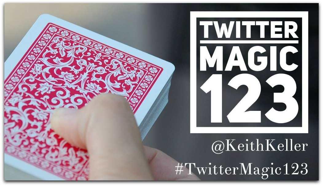 Twitter Magic 123