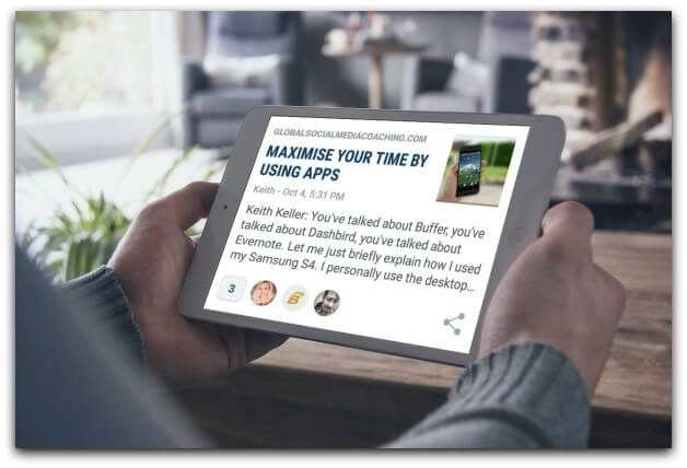 MAXIMISE YOUR TIME BY USING APPS
