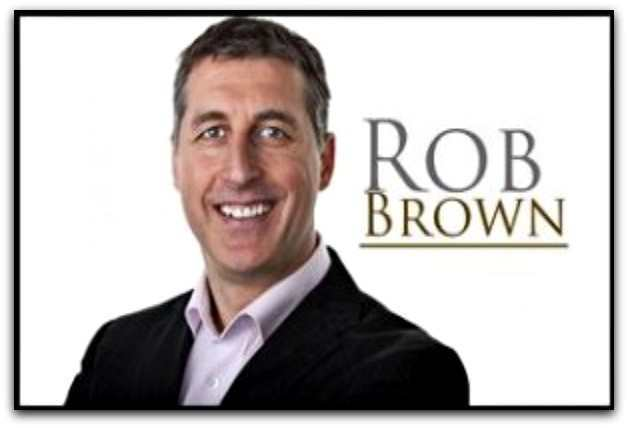 ROB BROWN