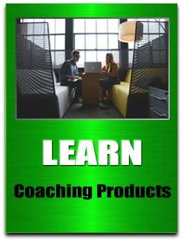 Learn coaching products