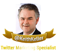 Keith keller Twitter Marketing Specialist