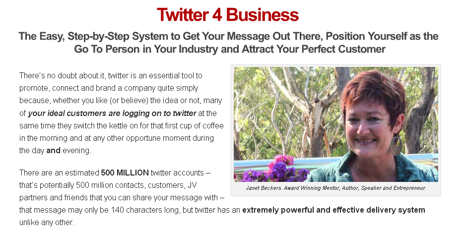 TWITTER TIPS 4 BUSINESS: Videos, Twitter Chats, Webinars  Featuring Janet Beckers (Wonderful Web Women)