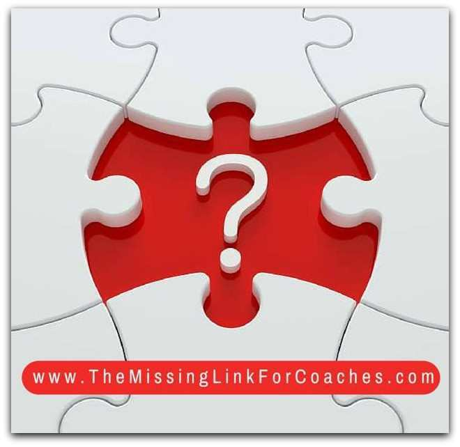 "THE GLOBAL SPOTLIGHT PODCAST ((MP3s)) ""The Missing Link For Coaches"""