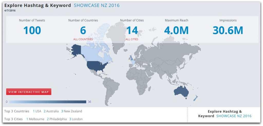 SHOWCASE NZ 2016