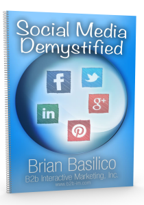 SOCIAL MEDIA DEMYSTIFIED