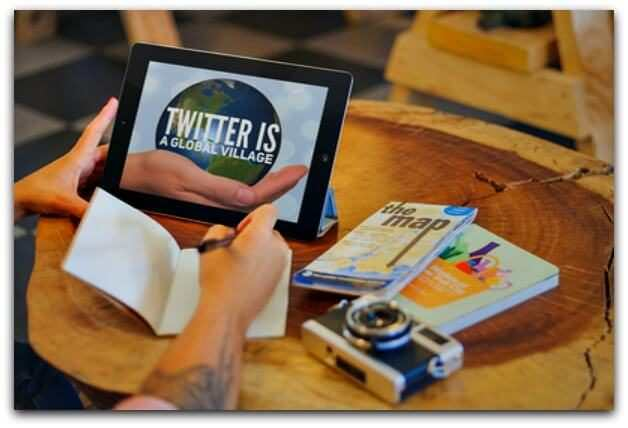 TWITTER TIPS 4 TOURISM ((Podcast))