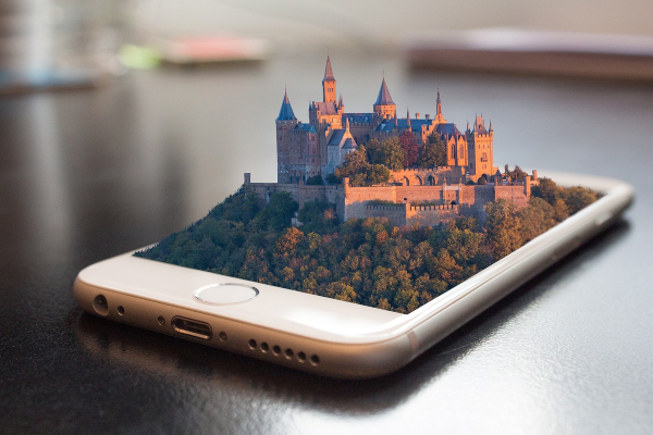 5 BIG TECH TRENDS DECODED - AUGMENTED REALITY