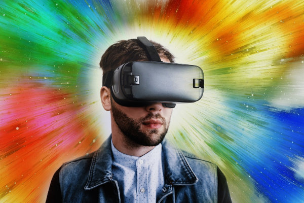 5 BIG TECH TRENDS DECODED - VIRTUAL REALITY
